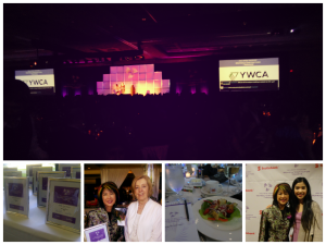 2014 YWCA Women of Distinction Award