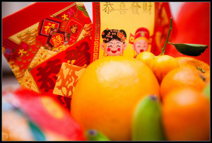 Chinese New Year is celebrated by over 1/3 of the World's population