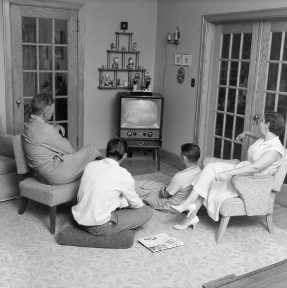The Canadian Family has changed greatly since the Fifties