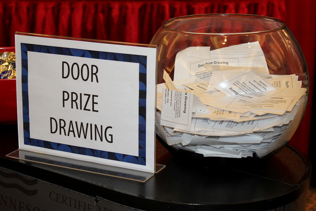 Be Aware: Door Prizes Can Vary from Culture to Culture