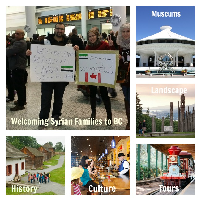 BC's Tourism Industry: Help Welcome Syrian Refugees!