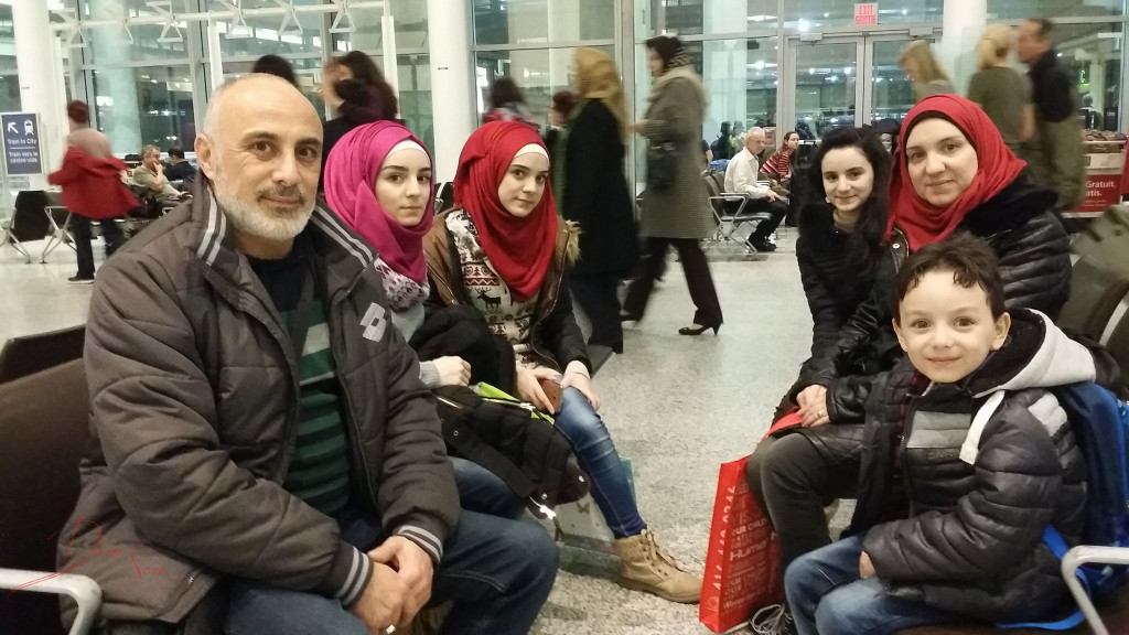 Help Syrian Families Adjust to Life in BC