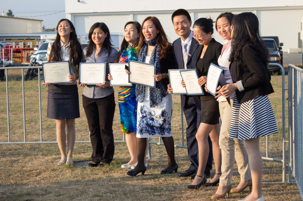 Chinese and Japanese International Students, like those who attended the University of the Fraser Valley Summer Programs, are studying abroad in ever increasing numbers!